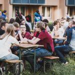 Sommerfest Fakultät iA